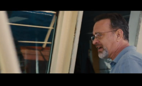 Captain Phillips Trailer: They're Not Here to Fish