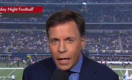 "Bob Costas Slams ""Redskins"" as a ""Slur"""