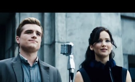 Catching Fire TV Spot: Choose Your Team