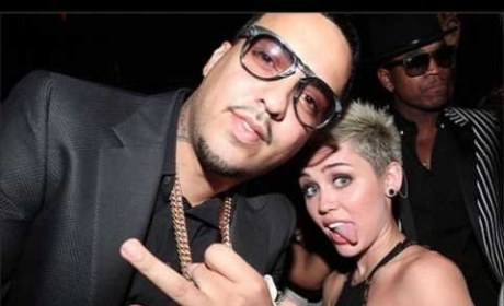 Miley Cyrus Ain't Worried About Nothin, Raps on New Single