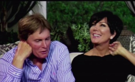 Kris and Bruce Jenner Split: Is Kim Kardashian to Blame?