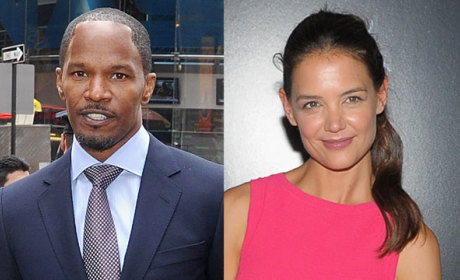 Jamie Foxx Denies Dating Katie Holmes, Calls Rumors Hilarious