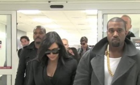 Kanye West to Friends: I'll Never Marry Kim Kardashian!