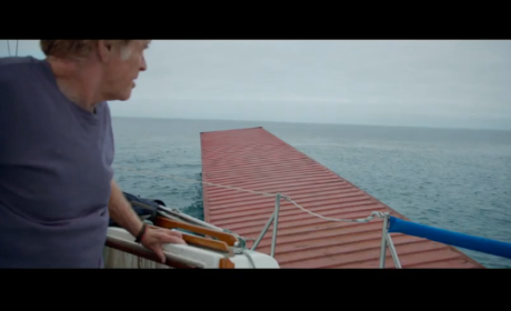 All is Lost Trailer: Robert Redford Helpless on the Open Sea