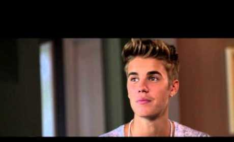 Justin Bieber Movie Clip: Rise Up Like a Toaster!