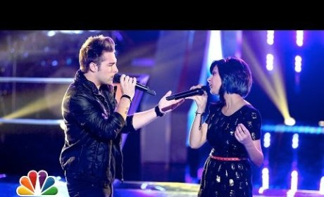 "George Horga, Jr. vs. Juhi: ""Best I Ever Had"" - The Voice Battle Round"