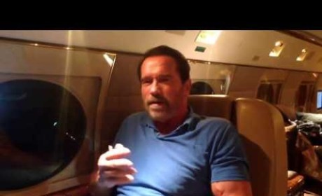 Arnold Schwarzenegger: I'll Be Back