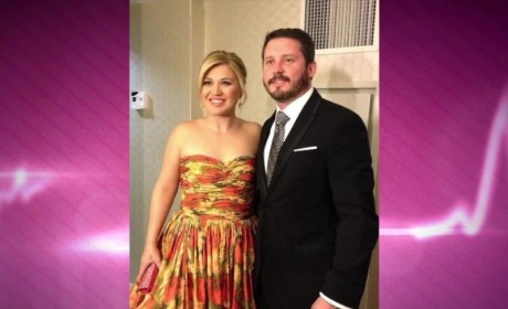 Kelly Clarkson and Brandon Blackstock Married!
