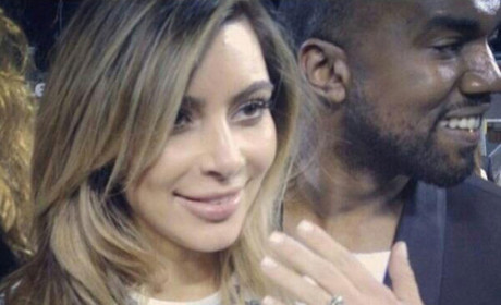 Kim Kardashian Engagement Ring: All the Details!