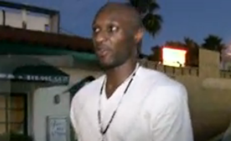 Lamar Odom Talks Kim Kardashian Engagement
