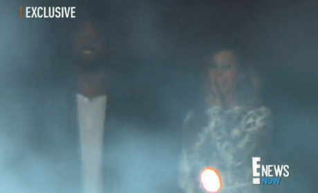 Kim Kardashian Engagement Video: OFFICIAL Footage of Epic Kanye West Proposal!