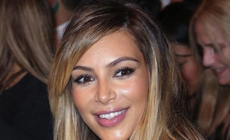 Kim Kardashian Gushes Over Proposal