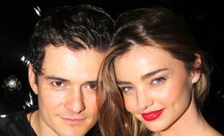 Miranda Kerr and Orlando Bloom: It's Over!