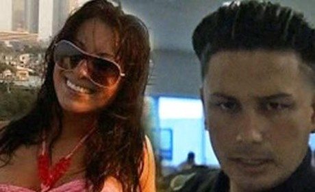 Pauly D to Baby Mama: Stop Using Love Child For Your Own Fame!