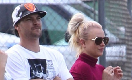 Britney Spears, Kevin Federline Reunite