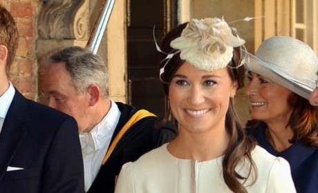 Pippa Middleton Christening Gift