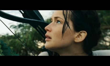 Catching Fire Trailer: Ready for a Real War?