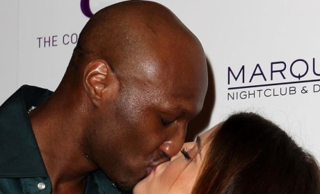 Lamar Odom: Wasted at Beacher's Madhouse!