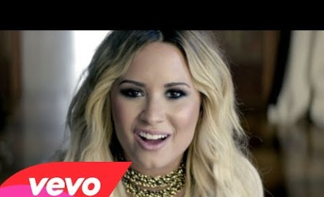 "Demi Lovato Releases ""Let It Go"" Music Video"