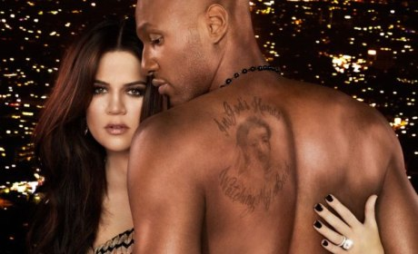 "Khloe Kardashian ""Already Decided"" to Divorce Lamar Odom, Insider Claims"