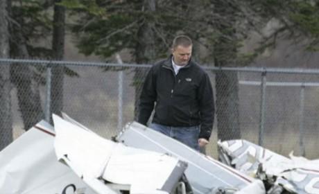 Skydivers Survive Plane Collision
