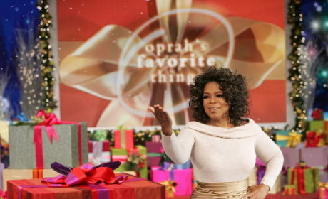 Oprah's Favorite Things in 2013: What Are They?!?
