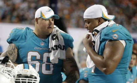 Richie Incognito: Accused of Sexually Harassing Female with a Golf Club in 2012