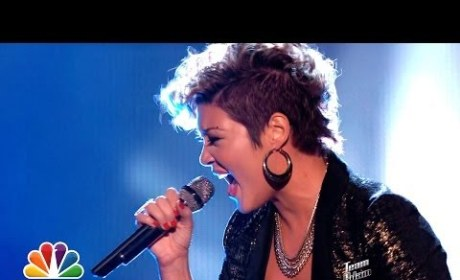 "Tessanne Chin: ""My Kind of Love"" - The Voice"