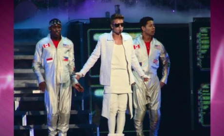 Justin Bieber Walks Off Stage in Argentina, Cites Food Poisoning