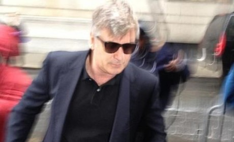Alec Baldwin Cries on Stand During Genevieve Sabourin Stalking Trial