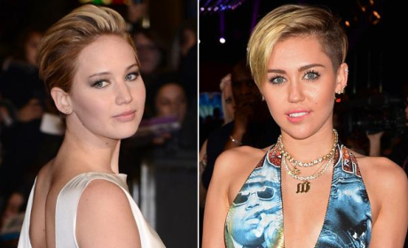 Jennifer Lawrence on Miley Cyrus: Young Sex Sells, For Some Disgusting Reason