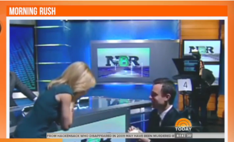 CNBC Reporter Gets Engaged on Air: Watch Now!