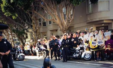 Batkid Makes Way Through San Francisco, City Honors Young Cancer Survivor