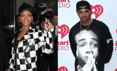 Rihanna and Drake: Hooking Up Again!