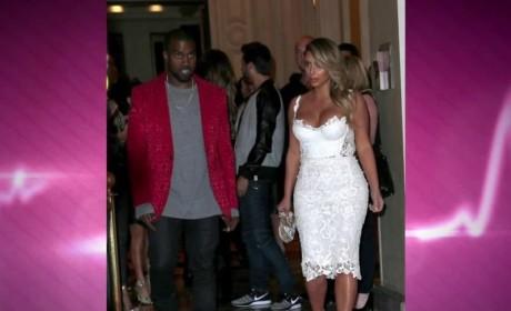 Kim Kardashian, Kanye West Wedding on Hold?