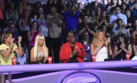 Mariah Carey Hates on American Idol, Nicki Minaj