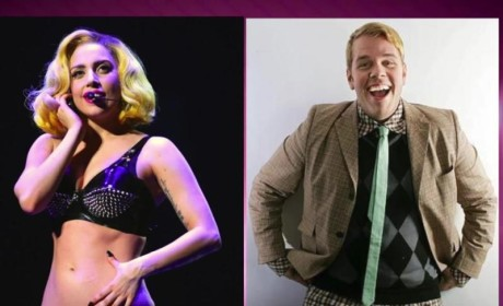 "Lady Gaga-Perez Hilton Feud: Singer Slams ""Fake"" Blogger, Called ""Real-Life Vampire"""