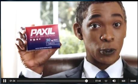 Anti-Depressant For Obama SNL Skit