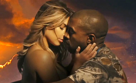 "Kanye West - ""Bound 2"" (Music Video)"