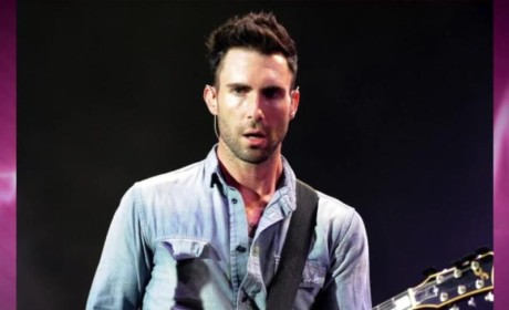 Adam Levine: People Sexiest Man Alive 2013!