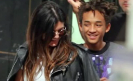 Kylie Jenner, Jaden Smith Totally Dating