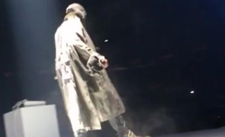 Kanye West Rants at MSG: Treat Me Like a God!
