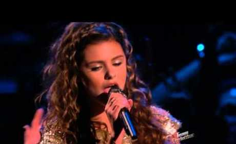 "Jacquie Lee: ""Who's Lovin' You"" - The Voice"