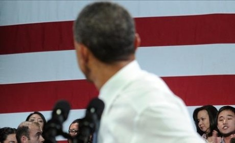 Obama Heckled By Protester During Speech on Immigration, Responds: Watch Now!