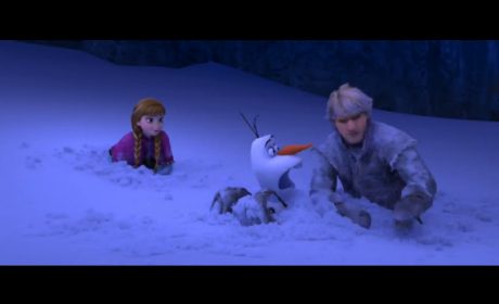 Frozen Heats Up Box Office, Knocks Catching Fire From Top Spot