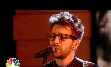 "Will Champlin: ""Hey Brother"" - The Voice"