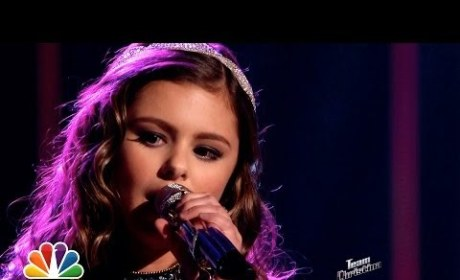 "Jacquie Lee: ""Cry Baby"" - The Voice"