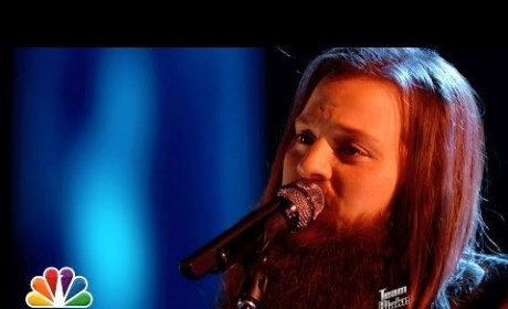 "Cole Vosbury: ""Better Man"" - The Voice"