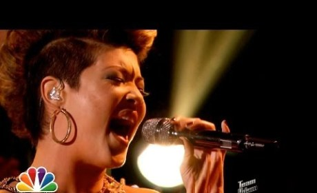 "Tessanne Chin: ""Redemption Song"" - The Voice"