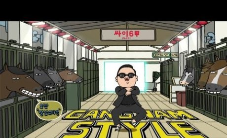 Gangnam Style Reaches #2 on Billboard Charts